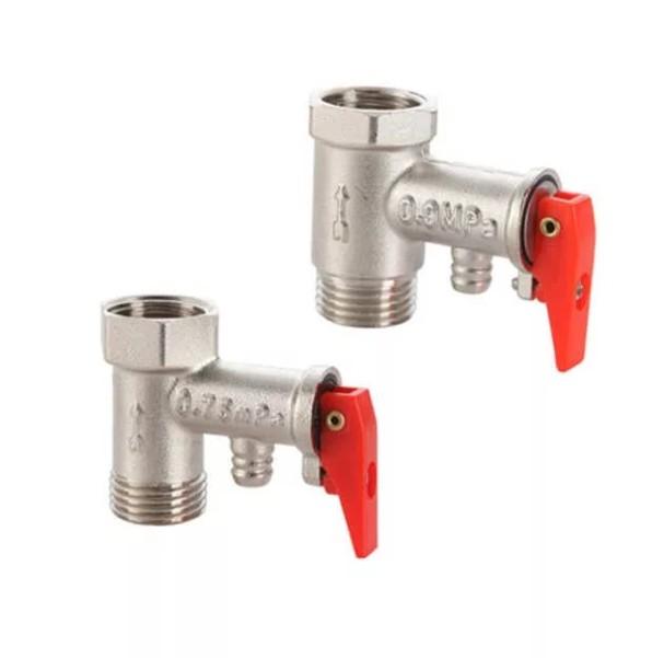 Клапаны защитные и обратные для водонагревателей
