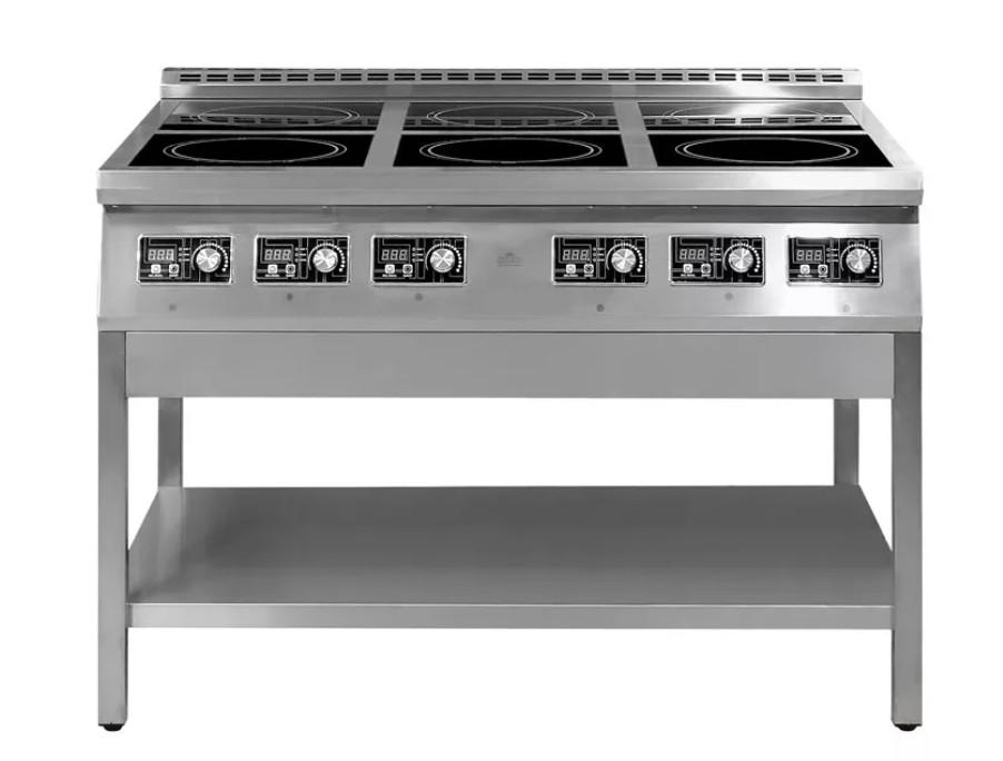 Плиты индукционные Luxstahl