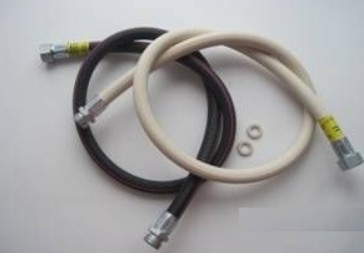 Резиновая подводка для газовых плит