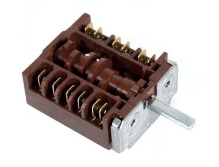 Переключатели конфорок и духовок для электроплит