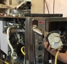 Ремонтируем печь