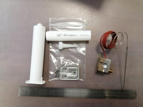 Термостат защитный 330°c UNOX KTR1136A