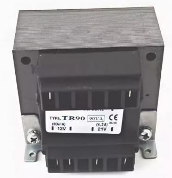 Трансформатор 230-21-12vac 90va - UNOX KVE1026A