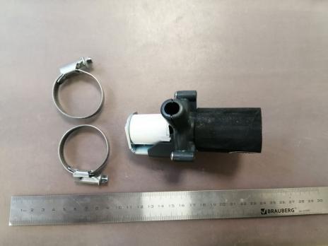 Клапан аварийного сброса пара в сборе с уплотнителем серий 5/e
