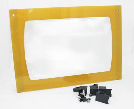 Стекло внешнее желтое Lm Arianna (vt1061a) UNOX KVT1061A