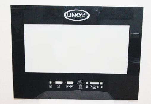 Стекло внешнее Xbc405 (vt1131b0) UNOX KVT1131B