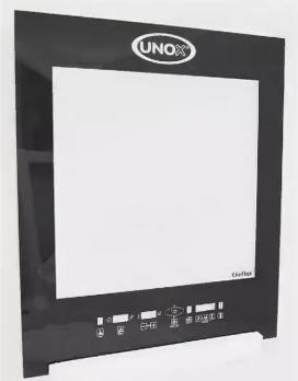 Стекло внешнее Xbc805 UNOX KVT1141C
