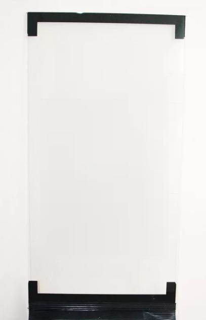 Стекло внешнее для печи ct-bt с тележкой UNOX KVT1161A