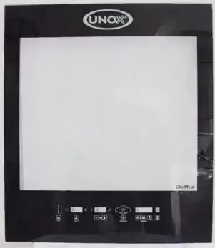 Стекло внешнее 711 UNOX KVT1277A