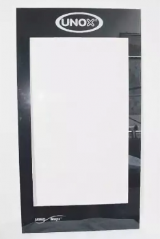 Двойное внутреннее стекло 1011 UNOX KVT1286A