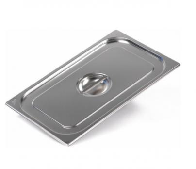 Крышка из нержавеющей стали для GN 1/1 Luxstahl