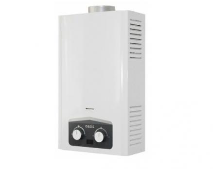 Проточный газовый водонагреватель Oasis Modern 24M