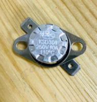 Датчик (термореле) KSD 301-110*C