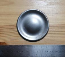 Крышка горелки  (унифицированная), d-70мм, СМ, фигурная