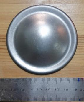 Крышка горелки  (унифицированная), d-85мм, БМ, фигурная
