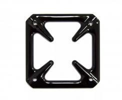 Подставка на решетку стола (для мелкой посуды) эмаль (квадрат) (300.00.0.146)
