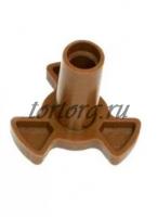 Коуплер СВЧ универсальный H=29,5mm (ширина лепестка 16mm)
