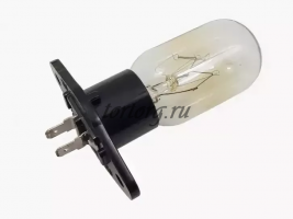 Лампа СВЧ 25W контакты прямые