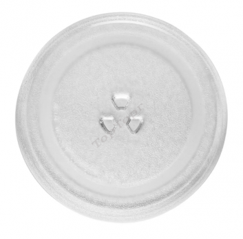 Блюдо СВЧ LG 245 mm с коуплером