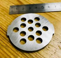 Решетка мясорубки Bosch, Braun  8mm 53mm d=8mm H=6mm