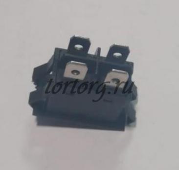 Кнопка 16A/250V с подсветкой