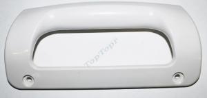 Ручка холодильника Electrolux белая