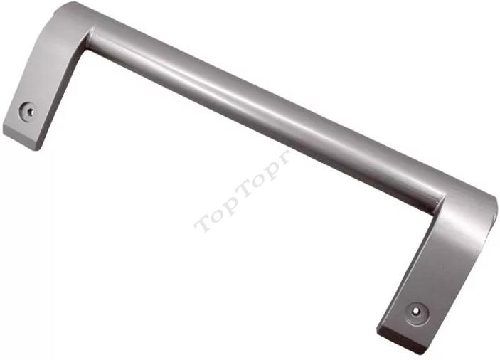 Ручка холодильника LG темно-серая прямая  (Dark Silver)