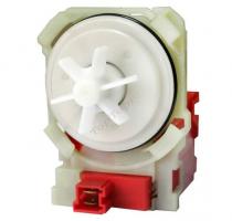 Помпа Copreci 30W 4 защёлки квадратный, фишка вперед, без улитки Bosch BO5431, PMP017BO, 144484