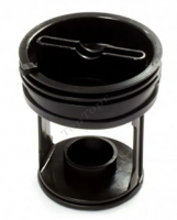 Фильтр слива СМА Indesit, Ariston 045027 черный