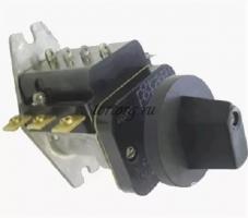 Переключатель для электроплит ТПКП-25А (ППКП)