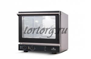 Печь пароконвекционная LUXSTAHL FAST FV-UME404-LR с электромеханическим управлением