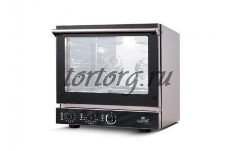 Печь пароконвекционная LUXSTAHL FAST FV-SME404-LR