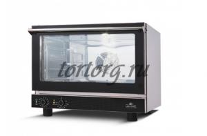 Печь пароконвекционная LUXSTAHL EASY EV-UME604-LS с электромеханическим управлением
