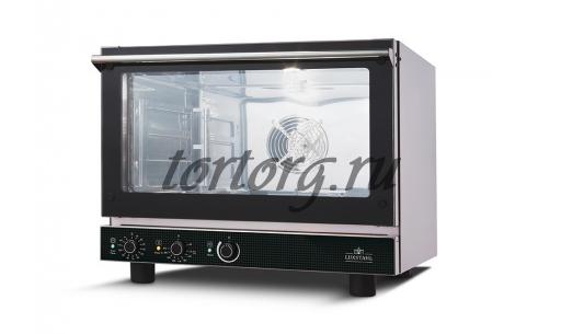 Печь пароконвекционная LUXSTAHL FAST FV-SME604-HR с электромеханическим управлением