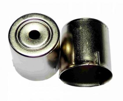 Колпачок СВЧ магнетрона, 15mm (круглое отверстие)