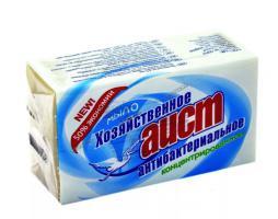 Мыло хозяйственное твердое антибактериальное Аист