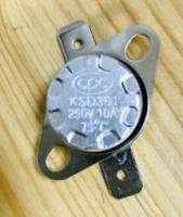 Датчик (термореле) KSD 301-075*C