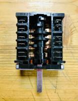 Переключатель режимов конфорки электрической плиты EGO 7 положений