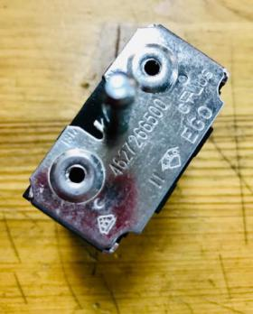 Переключатель режимов конфорки электро плиты EGO 7 положений