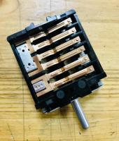 Переключатель мощности чугунных электроконфорок ПМ-7 856 ЛАДОГА, ИДЕЛЬ, ЛАДА, ДАРИНА