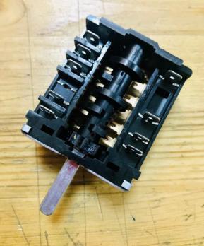 Переключатель мощности  электроконфорок ПМ-7 856 ЛАДОГА, ИДЕЛЬ, ЛАДА, ДАРИНА