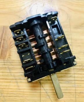 Переключатель режимов духовки для электроплиты ПМ-16-5-19