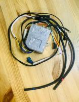Универсальный Блок управления электронный 5211-16.000-01 (с переходником), для ВПГ BaltGaz Classic / Comfort / Neva / Котлы газовые серии SL