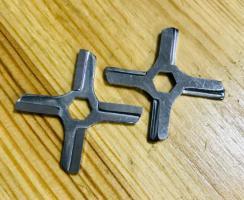Нож мясорубки Moulinex посадка шестигранник, плоский