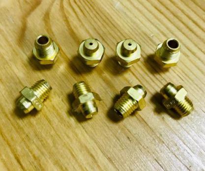 Комплект жиклёров (форсунок) газовых котлов OASIS  (сжиженный газ)