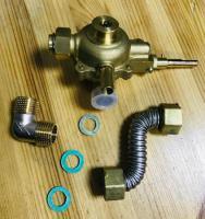 Комплект для замены водяного узла и трубы Нева люкс 5514