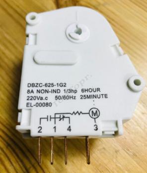 Таймер оттайки холодильника Indesit, Stinol DBZC-625-1G2