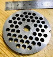 Решетка для мясорубки Moulinex HV8 5 mm средняя D 62 mm d=9 mm H 6 mm.