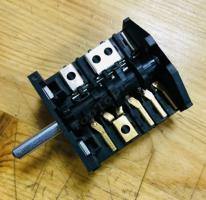 Переключатель электроплиты ПМ-7 (7ми позиционный) 5E4  Ладога Мечта
