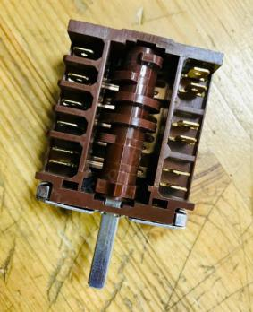 Переключатель мощности электроплиты ПМ-7 46.27266.500